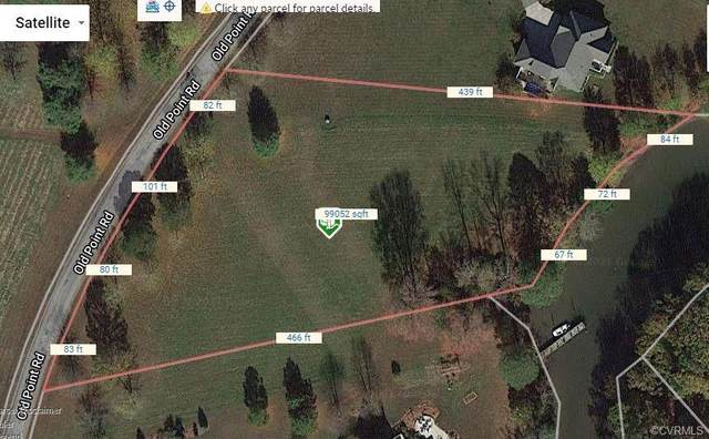 Lot 16 Old Point Road, White Stone, VA 22578 (MLS #2114342) :: Small & Associates