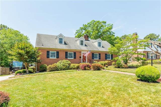 114 Nottingham Drive, Colonial Heights, VA 23834 (MLS #2114343) :: The RVA Group Realty