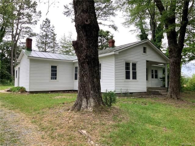 16421 Old Ridge Road, Montpelier, VA 23192 (MLS #2114352) :: Treehouse Realty VA