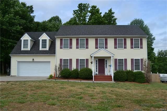 7577 Rolling Hill Road, Prince George, VA 23860 (MLS #2114372) :: Small & Associates
