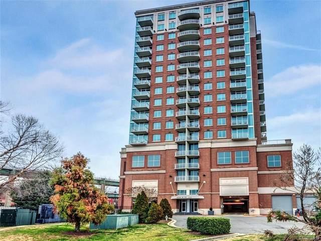 301 Virginia Street U803, Richmond, VA 23219 (MLS #2114422) :: The RVA Group Realty
