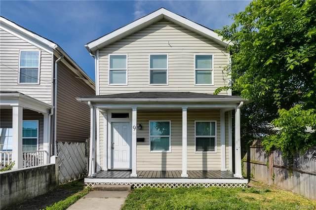 9 E 19th Street, Richmond, VA 23224 (MLS #2114453) :: Small & Associates