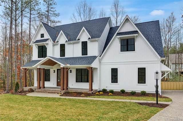 17006 Shoreland Drive, Moseley, VA 23120 (MLS #2114461) :: EXIT First Realty