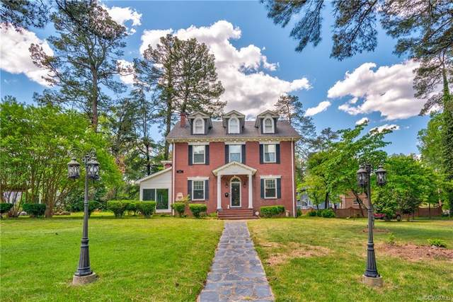1522 Westover Avenue, Petersburg, VA 23805 (#2114475) :: Abbitt Realty Co.