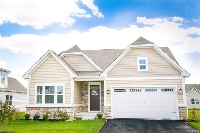 9209 Fairfield Farm Court, Mechanicsville, VA 23116 (MLS #2114527) :: The Redux Group