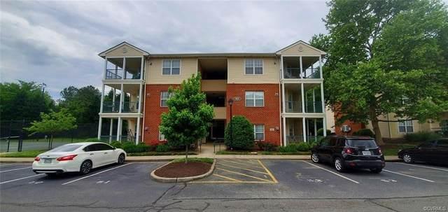 801 Brassie Lane G, Glen Allen, VA 23059 (MLS #2114538) :: EXIT First Realty