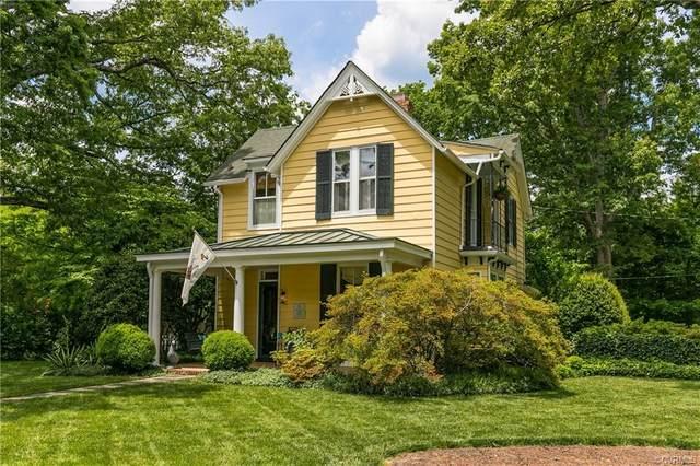8528 Hazen Street, Chesterfield, VA 23235 (MLS #2114545) :: Small & Associates