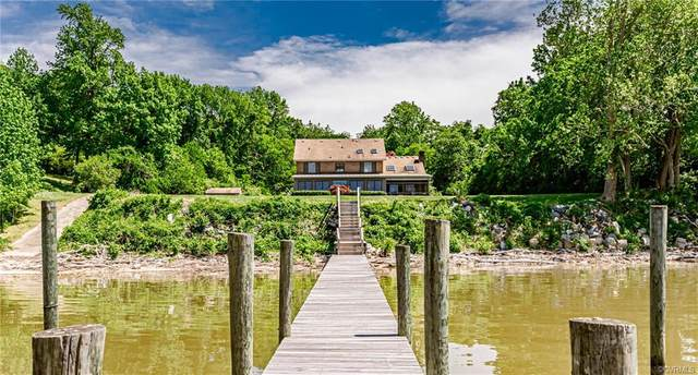 1700 Coggins Point Road, Hopewell, VA 23860 (MLS #2114562) :: The Redux Group