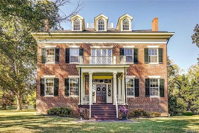 1 Newstead Lane, Cartersville, VA 23027 (MLS #2114570) :: Treehouse Realty VA