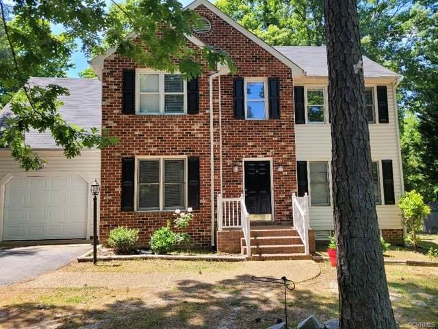 11200 Summer Arbor Lane, Chester, VA 23831 (MLS #2114602) :: Village Concepts Realty Group