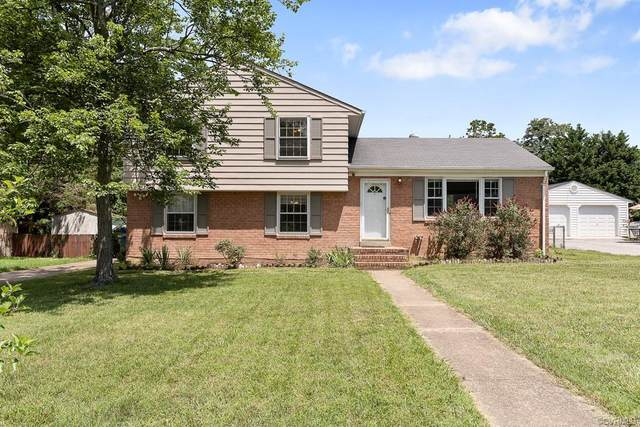 9214 Whitemont Drive, Henrico, VA 23294 (MLS #2114604) :: EXIT First Realty