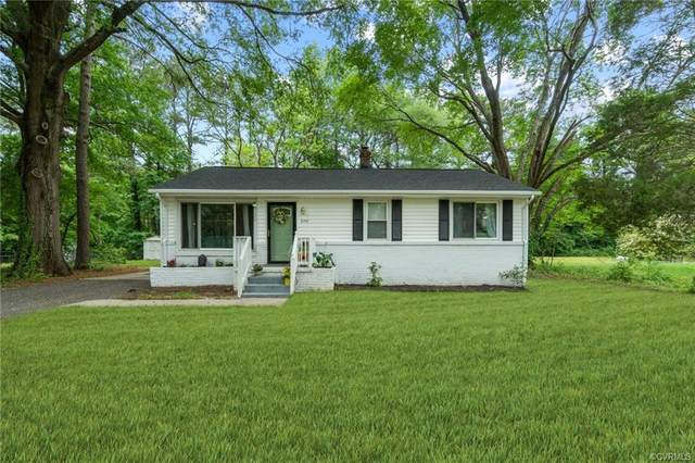 2710 Homestead Drive, Petersburg, VA 23805 (MLS #2114632) :: EXIT First Realty