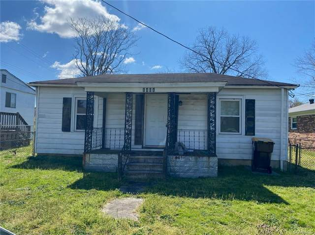 1404 Floyd Street, Petersburg, VA 23803 (MLS #2114769) :: EXIT First Realty