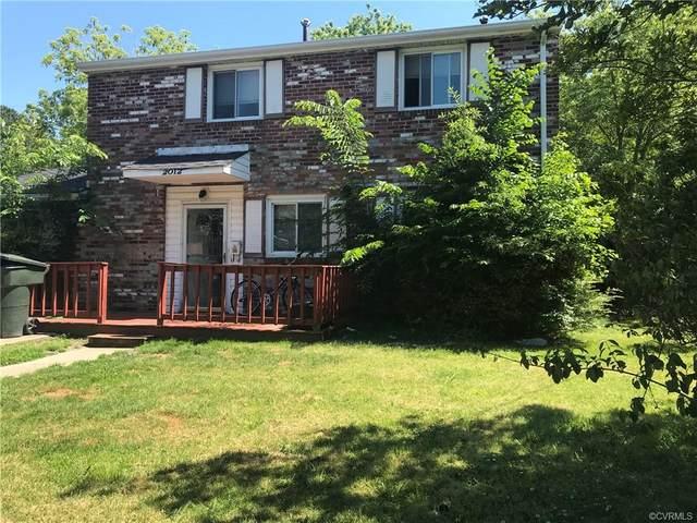 2012 Seward Drive, Hampton, VA 23663 (MLS #2114855) :: Small & Associates
