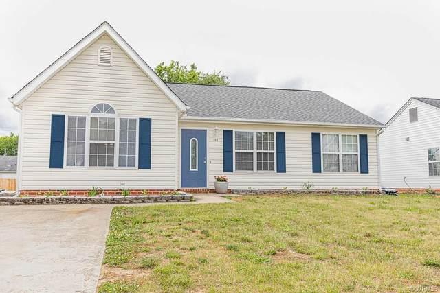 108 Post Cedar Court, Henrico, VA 23223 (MLS #2114874) :: Village Concepts Realty Group