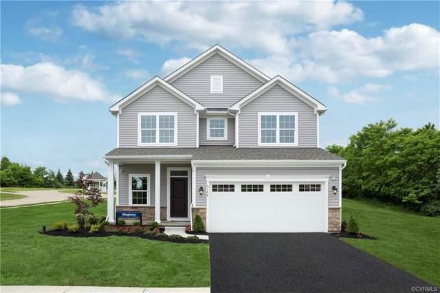 3901 Rosemallow Place, Henrico, VA 23223 (MLS #2114947) :: The RVA Group Realty