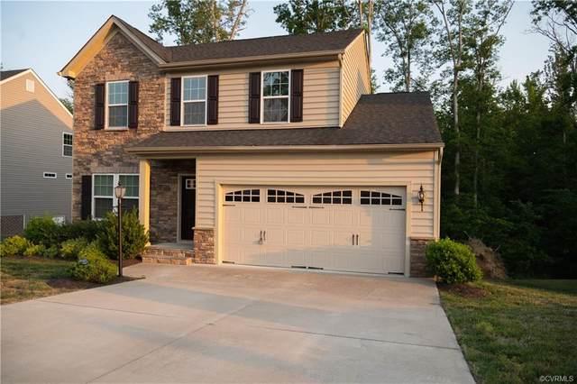 5149 Goldburn Drive, North Chesterfield, VA 23237 (MLS #2114986) :: Small & Associates