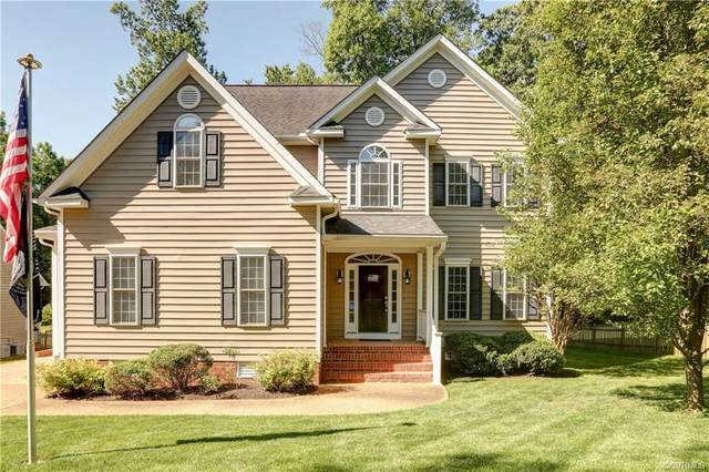 9889 Ridgefield Parkway, Richmond, VA 23233 (MLS #2115006) :: Village Concepts Realty Group