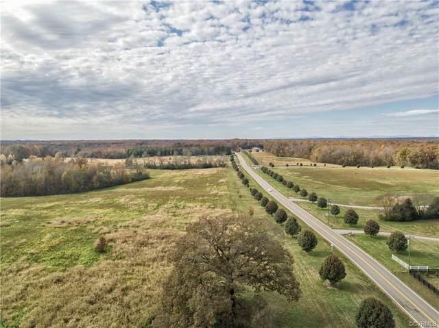 Lot 9 Highpockets Road, Cartersville, VA 23027 (MLS #2115016) :: Treehouse Realty VA