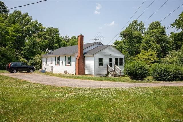 422 Gardys Mill Rd, Kinsale, VA 22488 (MLS #2115067) :: EXIT First Realty