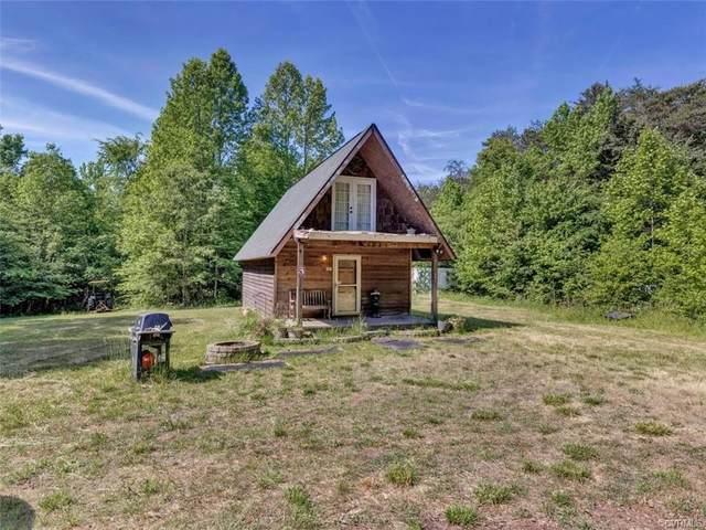 357 Belle Road, Dillwyn, VA 23936 (MLS #2115209) :: Treehouse Realty VA