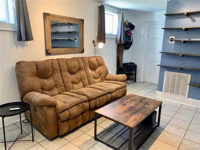601 Roseneath Road U13, Richmond, VA 23221 (MLS #2115231) :: Small & Associates
