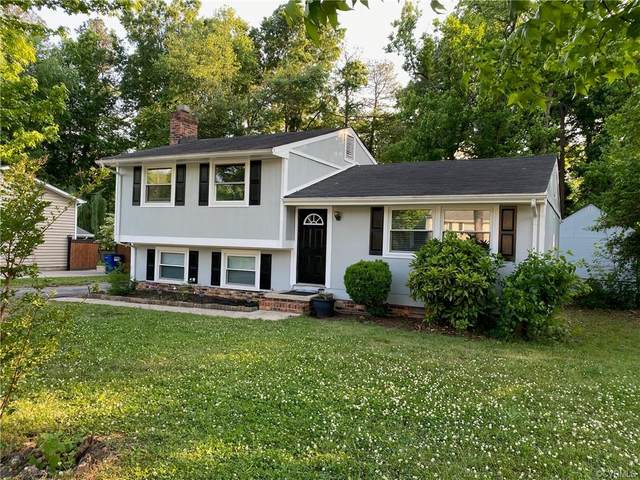 6518 Watchlight Road, North Chesterfield, VA 23234 (MLS #2115259) :: Village Concepts Realty Group