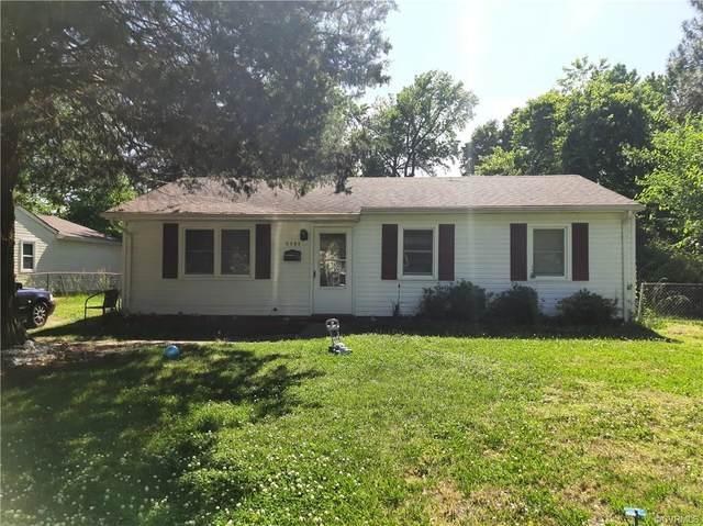 5597 Patricia Drive, Newport News, VA 23608 (MLS #2115261) :: EXIT First Realty