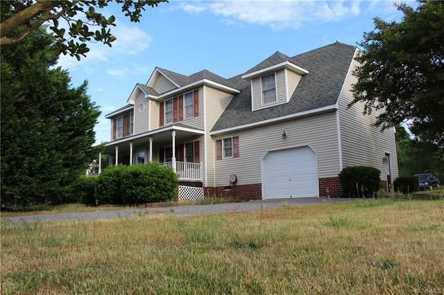 24510 Plantation Drive, North Dinwiddie, VA 23803 (MLS #2115288) :: Treehouse Realty VA