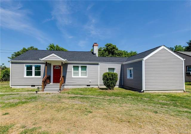 723 Fort Lee Road, Petersburg, VA 23803 (MLS #2115333) :: Treehouse Realty VA