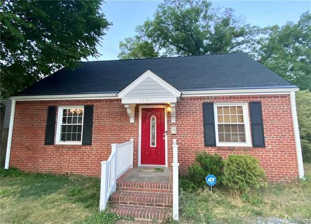5401 Smith Avenue, Henrico, VA 23228 (MLS #2115336) :: Small & Associates
