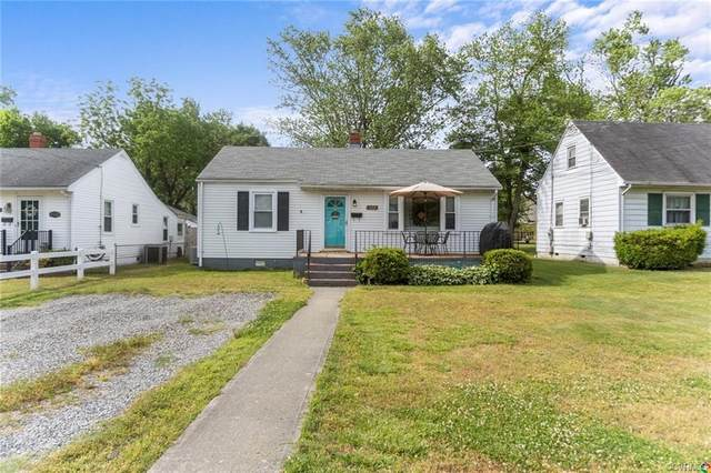 2713 Parkside Avenue, Henrico, VA 23228 (MLS #2115346) :: Small & Associates
