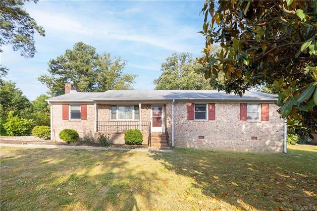 12320 Harrowgate Road, Chester, VA 23831 (MLS #2115352) :: EXIT First Realty
