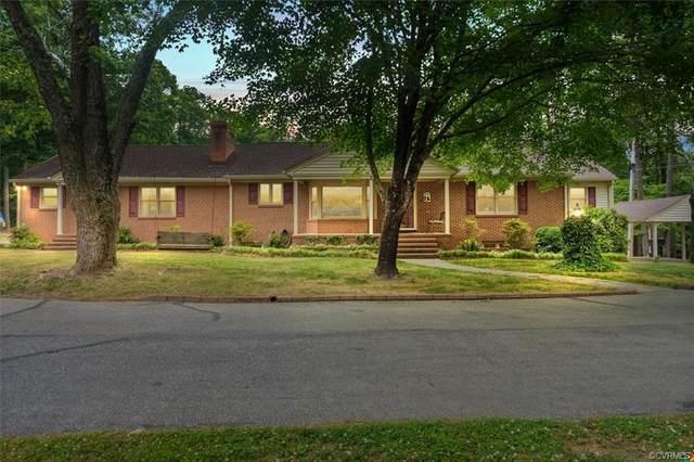 18522 Goode Lane, Dinwiddie, VA 23841 (MLS #2115392) :: The RVA Group Realty