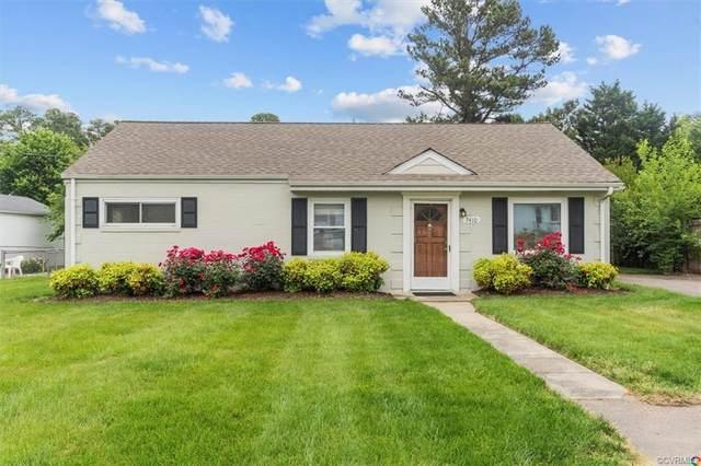7410 Fullview Avenue, Mechanicsville, VA 23111 (MLS #2115434) :: Village Concepts Realty Group