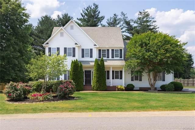 8366 Timberlake Green Drive, Mechanicsville, VA 23111 (#2115578) :: Abbitt Realty Co.