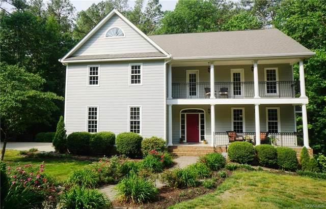 11501 Primrose Lane, Rockville, VA 23146 (MLS #2115591) :: EXIT First Realty