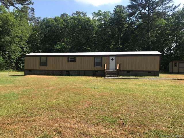 2478 Ridge Road, Cobbs Creek, VA 23035 (MLS #2115594) :: The RVA Group Realty