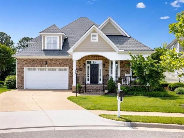 15213 Heron Pointe Way, Moseley, VA 23120 (MLS #2115704) :: Village Concepts Realty Group