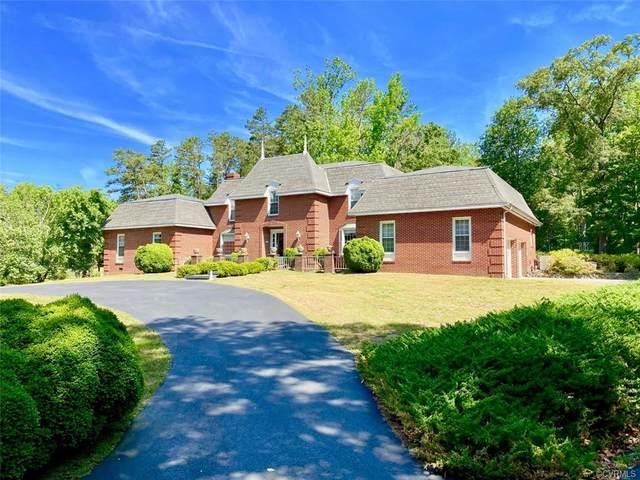 1308 Melody Lane, Crewe, VA 23930 (MLS #2115773) :: Treehouse Realty VA