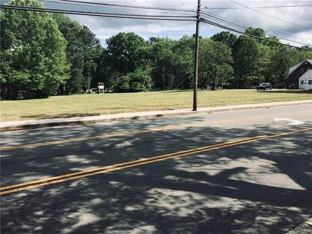 601 S Main Street, Blackstone, VA 23824 (MLS #2115780) :: Treehouse Realty VA