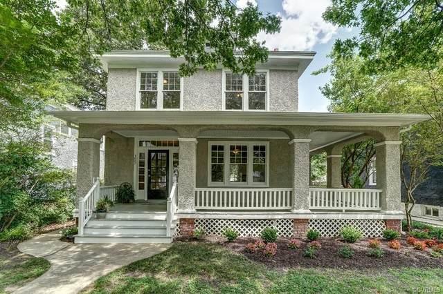 3007 Montrose Avenue, Richmond, VA 23222 (MLS #2115782) :: Small & Associates