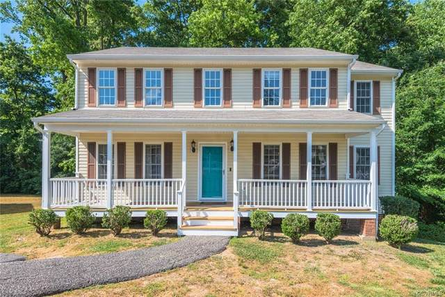 7206 Buggy Place, Chesterfield, VA 23225 (MLS #2115819) :: Small & Associates