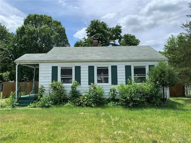 6005 Wainwright Drive, Richmond, VA 23225 (MLS #2115840) :: Small & Associates