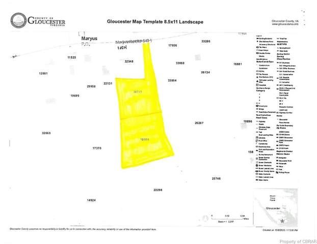 0000 Maryus Road, Hayes, VA 23072 (MLS #2115842) :: Treehouse Realty VA