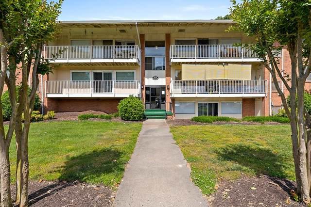 5614 Crenshaw Road #1011, Henrico, VA 23227 (MLS #2115870) :: EXIT First Realty