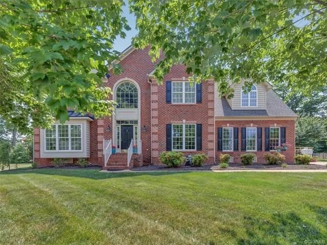 3416 Katy Brooke Court, Glen Allen, VA 23060 (MLS #2115875) :: Treehouse Realty VA