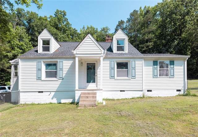 8109 Flannigan Mill Road, Mechanicsville, VA 23111 (MLS #2115889) :: EXIT First Realty
