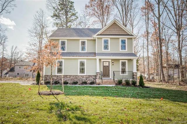 9700 Virvos Terrace, Chesterfield, VA 23236 (MLS #2115901) :: Village Concepts Realty Group