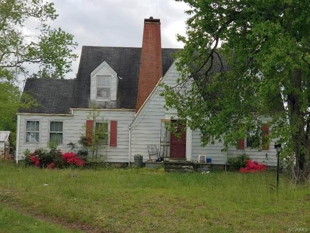 1350 Rawlings Road, Rawlings, VA 23876 (MLS #2115926) :: Village Concepts Realty Group
